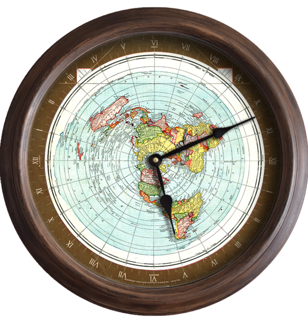 15 5 u2033 time calculator  u2013 24 hour flat earth timepiece  u2013 flat earth clock shop